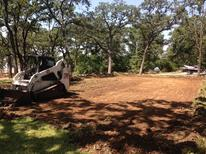 Bobcat work near me little elm, dirt moving near Denton, grading dirt leveling in Little Elm TX