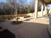 Paver installing Little Elm, Paver patio near me, Pavers patio repairs, Hardscape company Denton tx