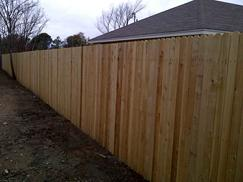 Resdential cedar wood fences, gates, pickets and rails!