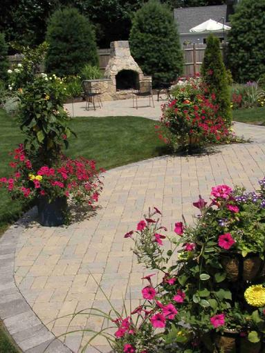 Landscaping and irrigation company near little elm for Greeninc landscape architecture